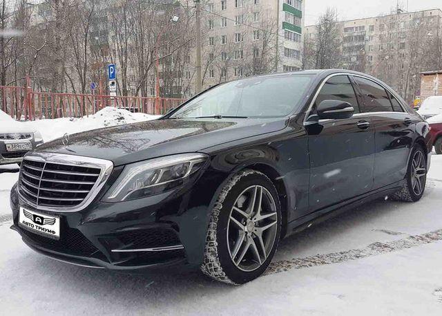 Mercedes-Benz S222