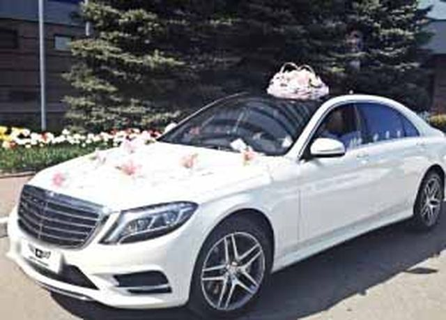 Merсedes-Benz S222 AMG фото
