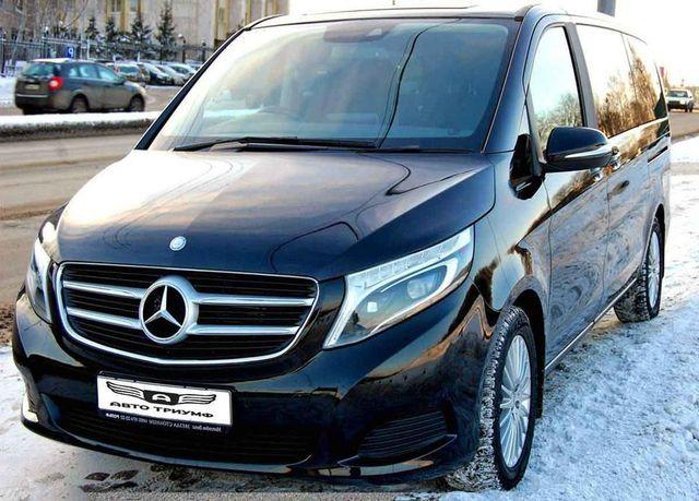 Merсedes-Benz V-class