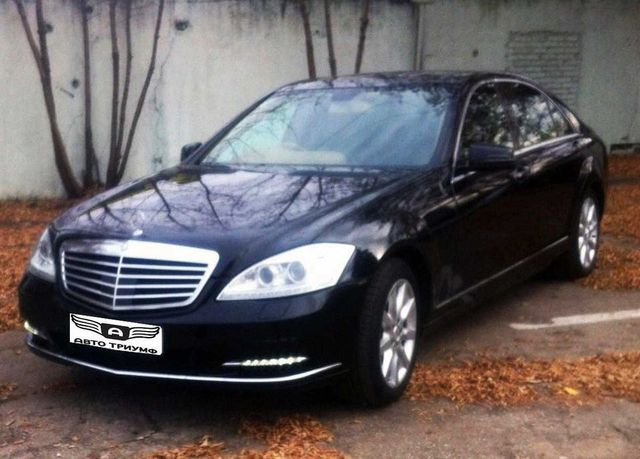 Mercedes-Benz S221 Restyling