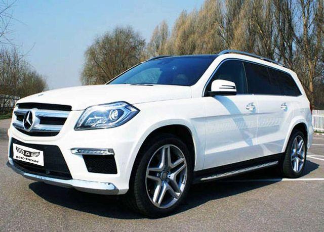 Merсedes-Benz GL AMG