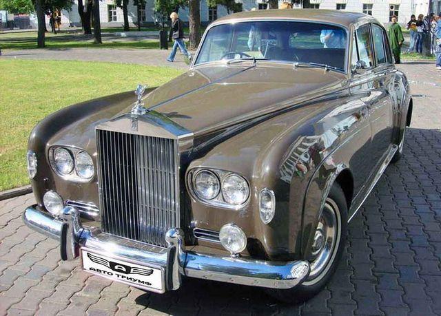 Rolls-Royce Silver Cloud 3